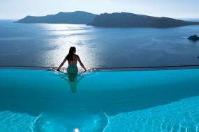 世间绝美泳池风景,美得让人窒息