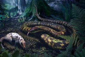 古生物学家复原蛇类祖先外观:可能长有后肢