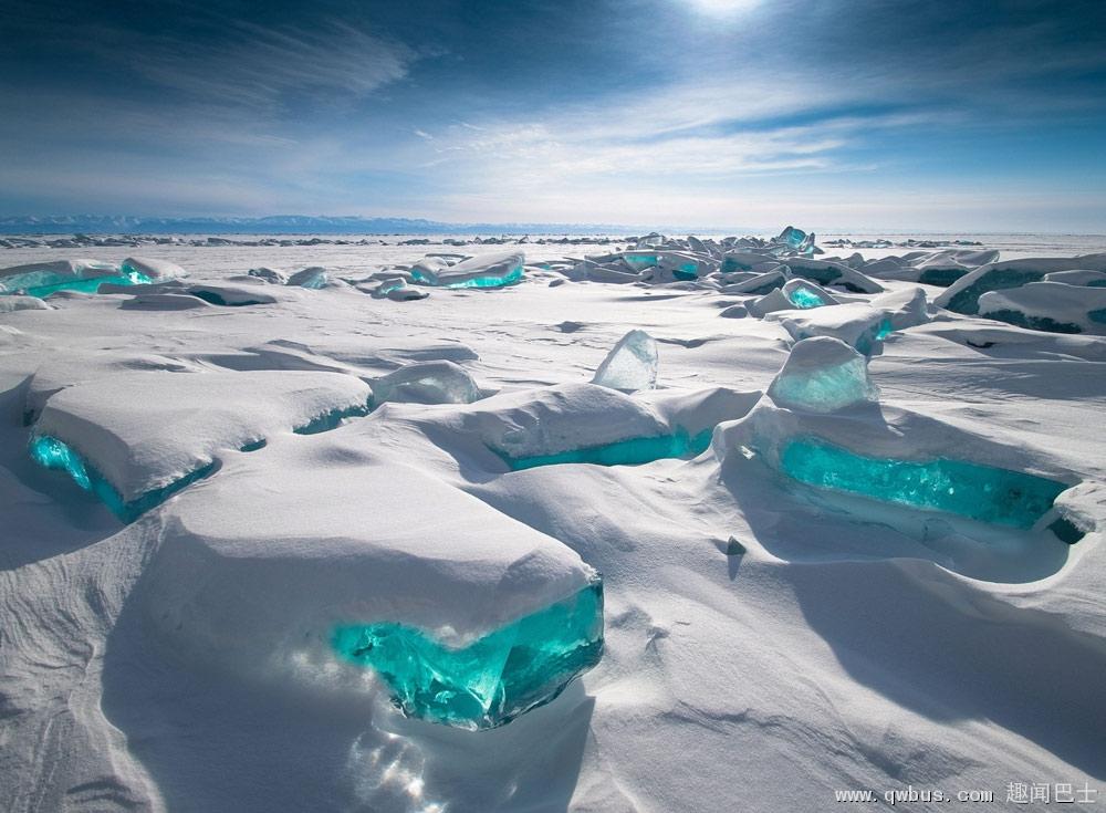 俄罗斯:贝加尔湖