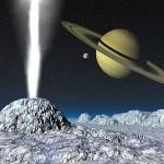 土卫二的想象图