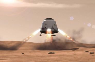 """人类可""""无菌""""登陆火星 不影响火星生命"""