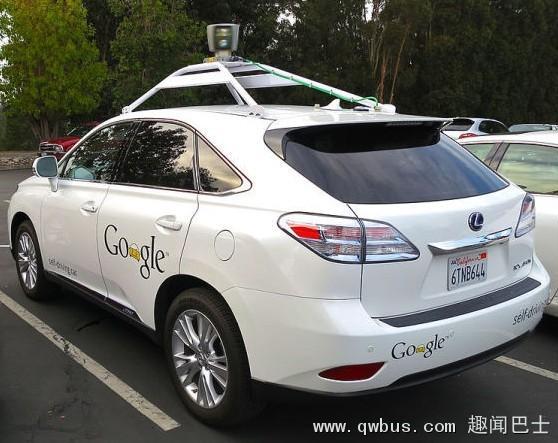 布林为谷歌无人车辩护 涉及事故均非己方责任