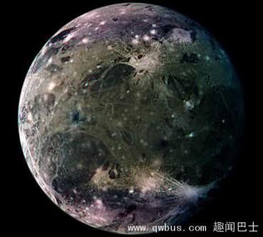 木星最大卫星含水量超过地球 或孕育生命