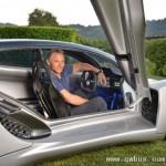 3D打印超级跑车 计划每年量产1万辆