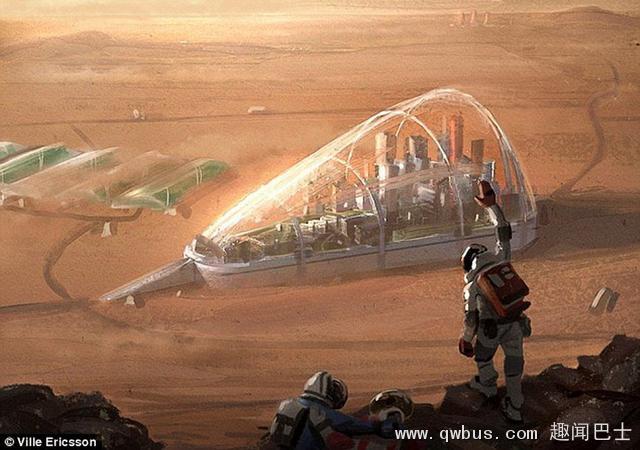 """科学家将用""""技术工具包"""" 改良火星"""