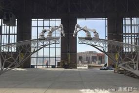 荷兰公司将用3D打印机打印一座钢铁大桥
