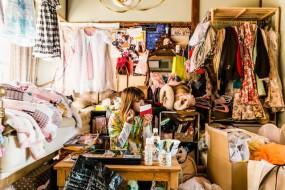 趣闻:看一眼日本宅女的房间就想死!