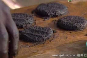 非洲特产蠓虫馅饼 你敢吃吗?