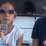 奇闻:济南10岁女孩能透视 蒙住双眼也能感知物体