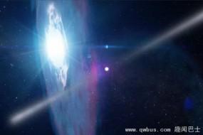 5000光年外一颗脉冲星将于三年后爆发