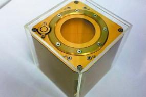 可精准预测地震 台湾研制出全球最轻太空魔方
