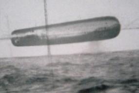 70年代美军绝密照片显示巨大UFO