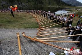 阿尔卑斯长号节:雪山之巅的天籁之音