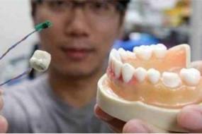 谷歌又玩新花样 牙齿也要智能化