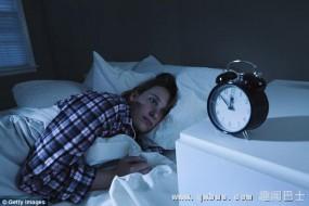 一晚睡眠不足就可改变基因
