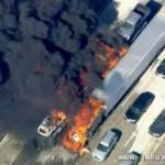 无人机给加州救火直升机添乱