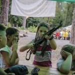 震惊!大批幼童被培养成战争武器