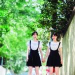 是心灵感应?双胞胎姐妹同分数考入同大学同专业