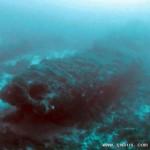 地中海发现神秘海底巨石阵 有近万年历史