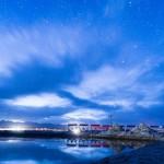 """中国也有""""天空之镜""""——青海茶卡盐湖"""