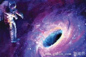 霍金:掉进黑洞可能逃至另一宇宙