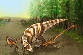 恐龙新物种被发现 有敏锐嗅觉