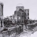 日本核爆70年今昔图片对比 恍如隔世