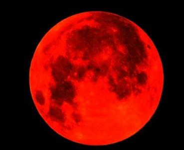 9月多部天象大戏 中秋恰逢超级月亮