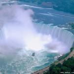 世界上最壮观瀑布 美如仙境