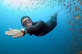 新材料可让人持续在水下呼吸