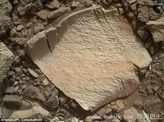 火星重大发现 或许证明生命存在