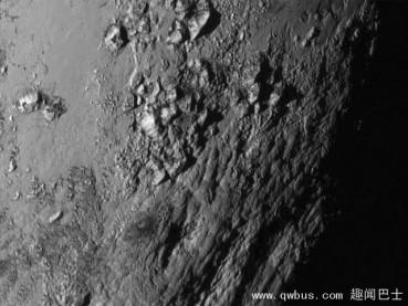冥王星地下海洋可能潜藏神秘生物