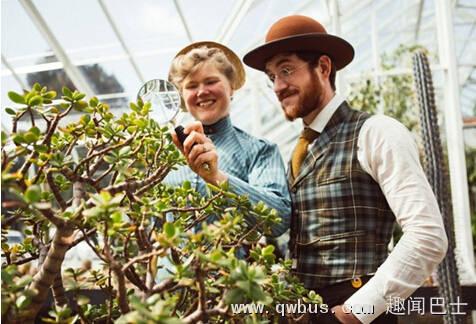 终极复古!这对现代美国夫妇仍活在1880年代
