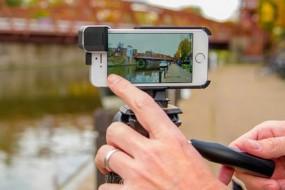 新闻报道越来越依赖手机拍摄