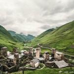 欧洲最高村庄探秘:仿佛身处云端