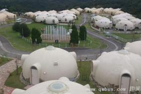 日本出现神奇泡泡房