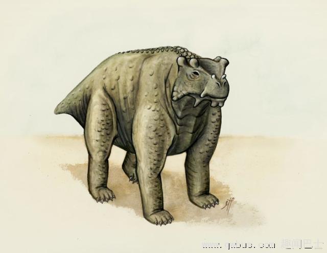 最丑、最早的恐龙是四肢站立的?