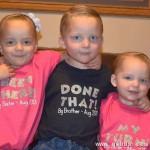 双胞胎姐妹再怀两对双胞胎 之前各生一对双胞胎
