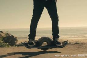 又有一款悬浮滑板要上市了 未来感十足