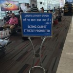 """英文真的很重要!印度金奈机场严禁游客""""吃地毯"""""""