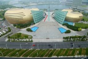 郑州金蛋被评中国最丑建筑 耗资10亿