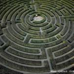 盘点全球著名迷宫 让人如入孔明八阵图