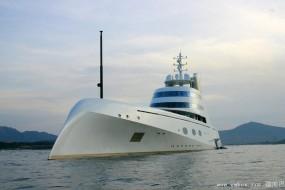 俄富豪造世界最大帆船游艇  内外极尽奢华
