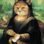 醉了!艺术家把名画都换成了猫脸