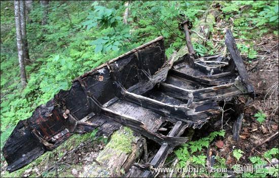 苏联失踪飞机80年后现世:百万现金飞了-趣闻巴士
