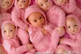 女子吃排卵药怀上9胞胎
