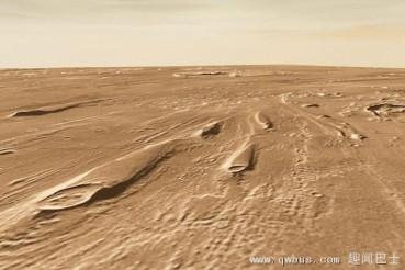 火星爆发过区域性洪水