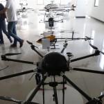 探访北京无人机驾校 学费最低8000元