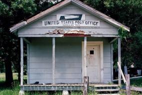 图片记录走向衰亡的邮政业 令人唏嘘