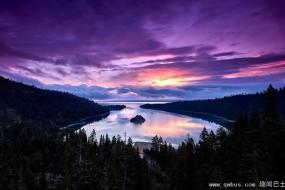 摄影师历时4年追拍日出日落